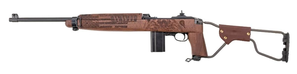 400bc6f9db0f1f Auto-Ordnance brings Airborne M1 Carbine to life - Guns.com