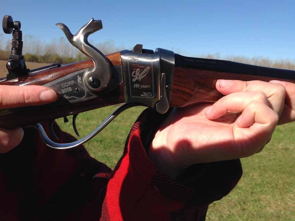 Get nostalgic with the Lyman Sharps 30-30 anniversary carbine (VIDEO)