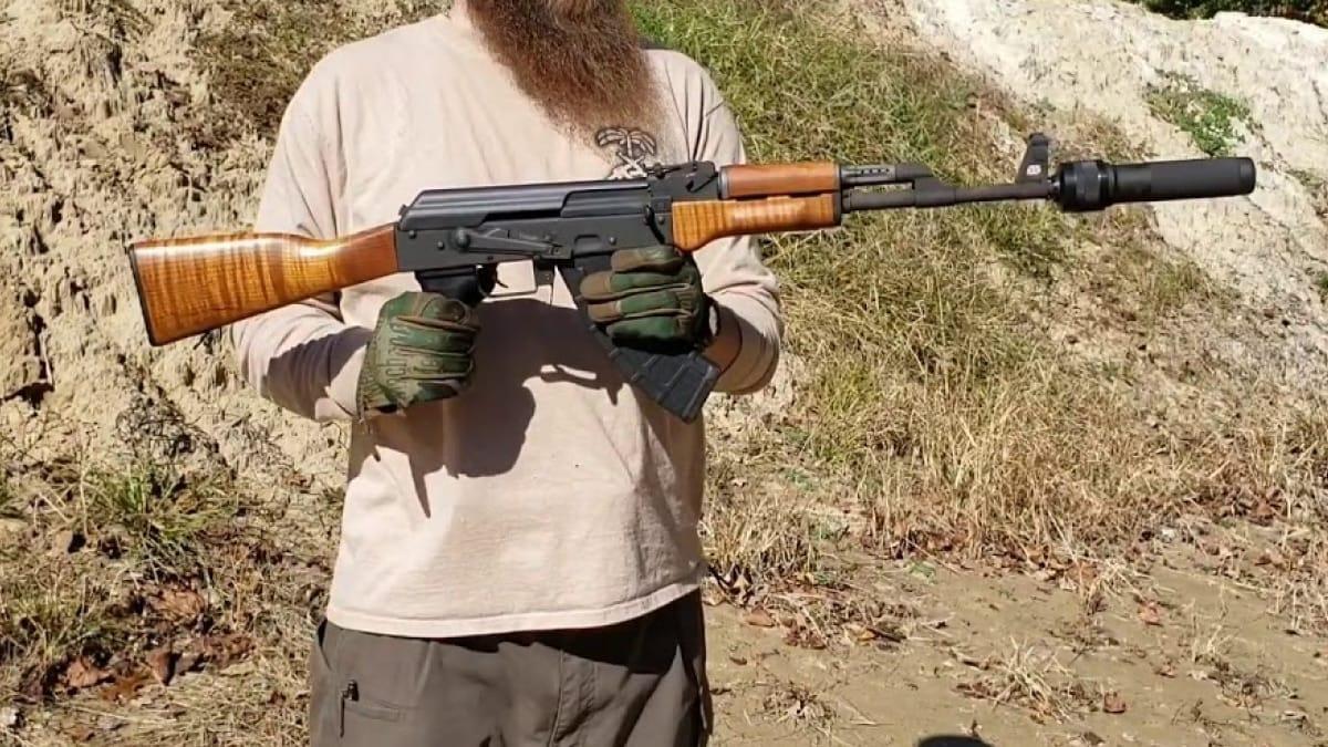 More on the VSKA, Century's Vermont Stamped Kalashnikov (VIDEOS)