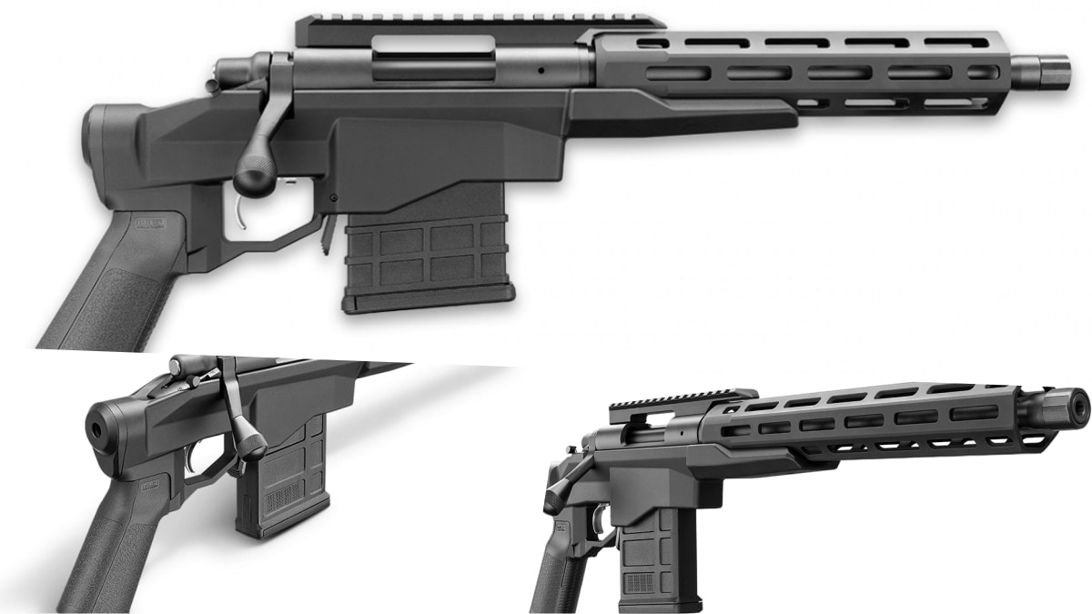 Remington launches new 700 CP pistol line in 3 calibers