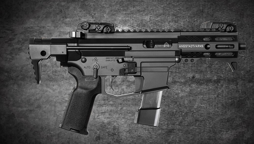 Angstadt Arms shows off SCW-9 Sub Compact Weapon (PHOTOS)