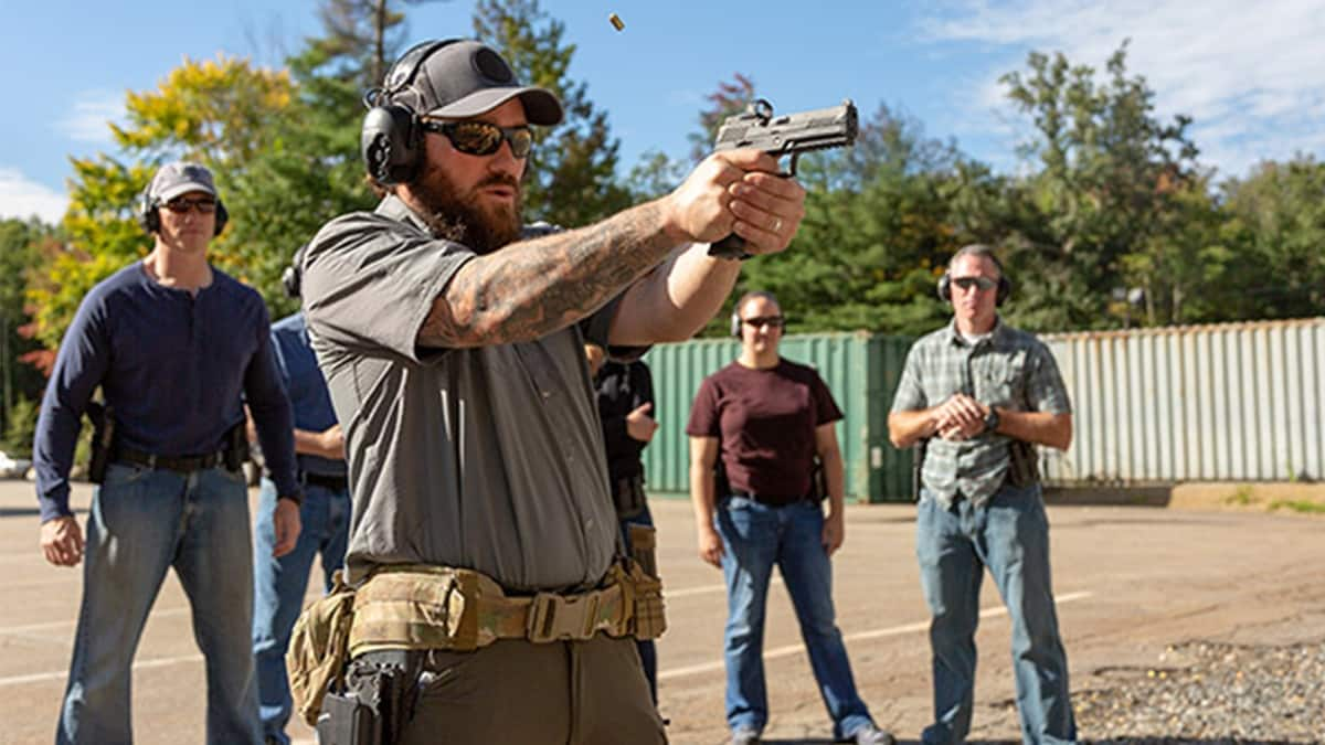 Pistol Mounted Optics Instructor course joins Sig Sauer Academy 2019 lineup