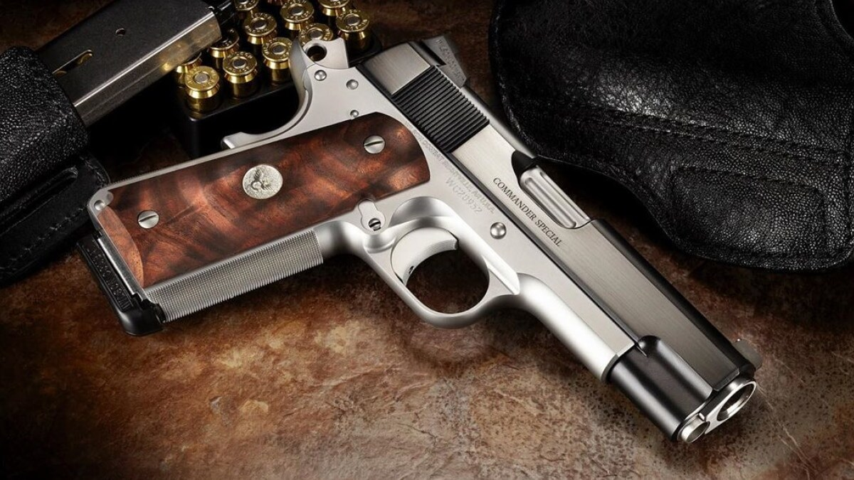 Wilson Combat shows off new Supergrade Commander Special models (VIDEO)