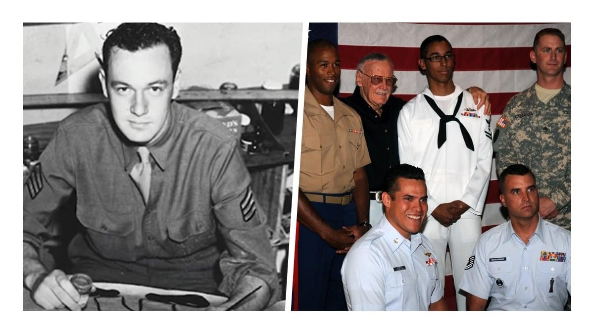 WWII Veteran, Marvel Comics legend, Stan Lee dead at 95