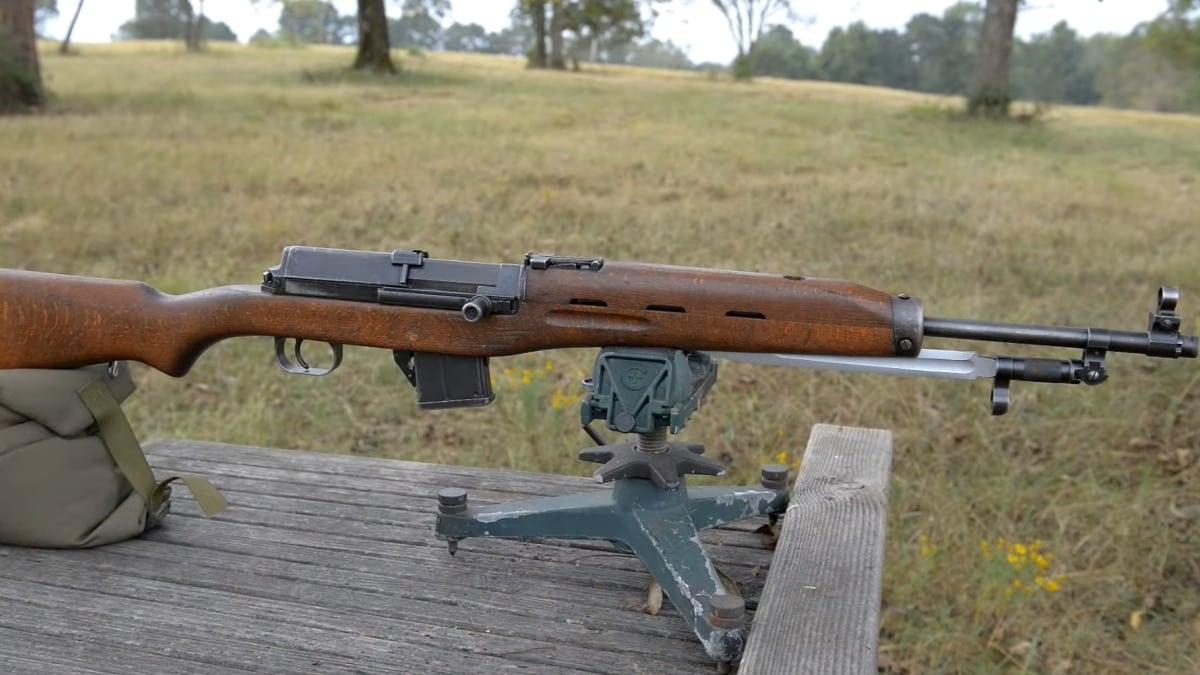 Wonky SKS that isn't: The Egyptian Rasheed carbine (VIDEOS)
