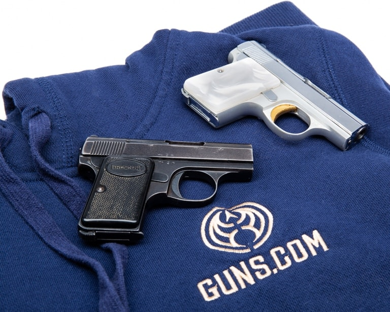 From the GDC Warehouse: The super compact Baby Browning (PHOTOS)