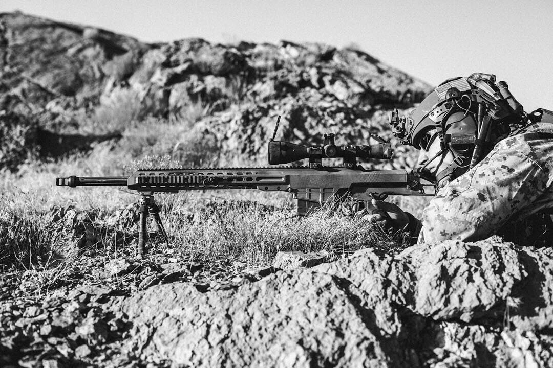 Barrett gets U S  military contract for MRAD rifles in  300