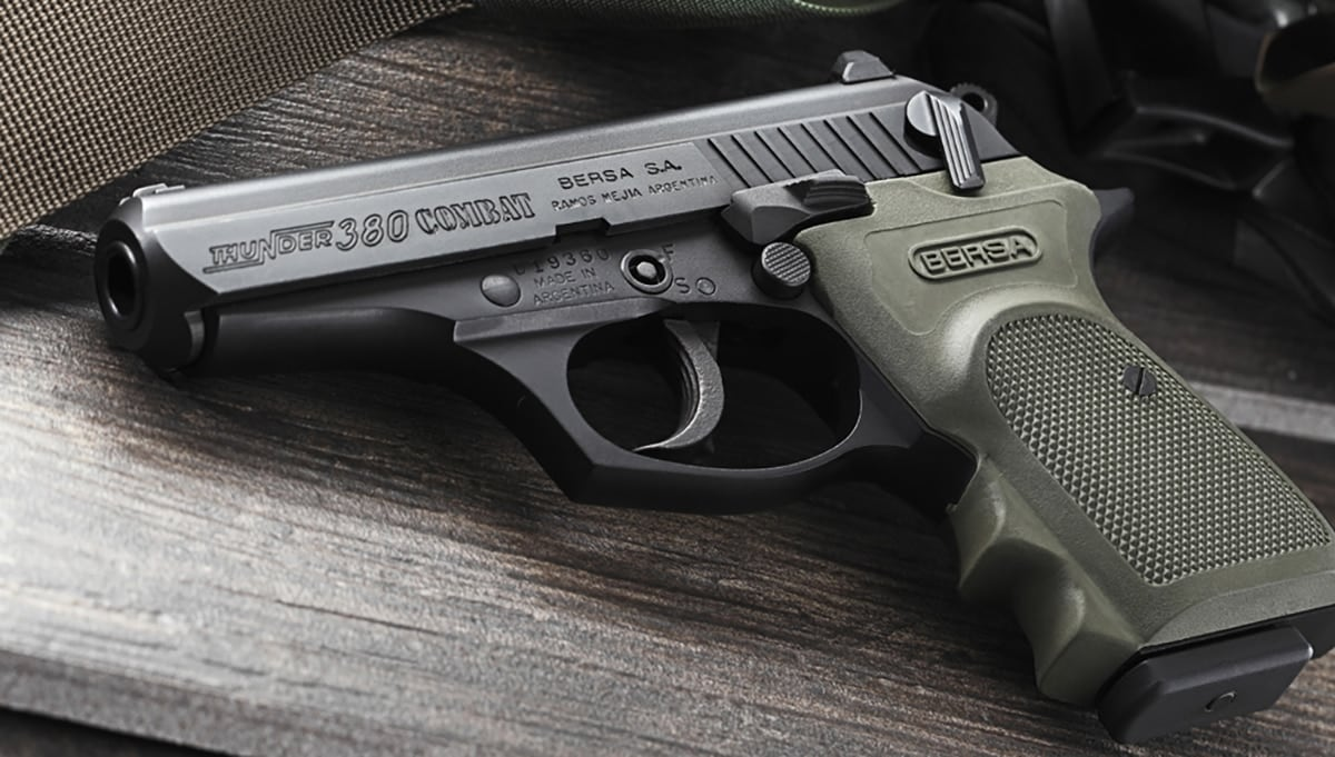 Prices Drop on Bersa Thunder, BP CC Series Pistols in 2019