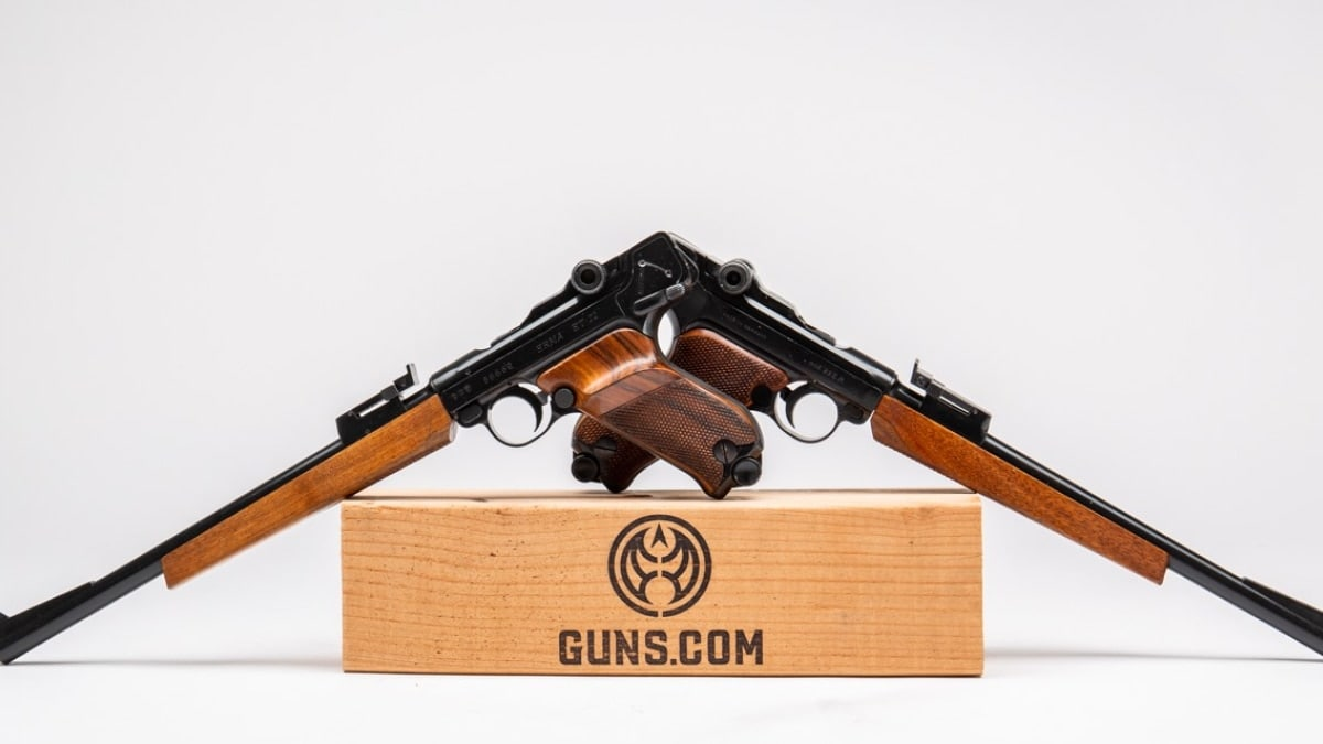 From the GDC Warehouse: Erma Navy .22 Luger-lookalikes (PHOTOS)