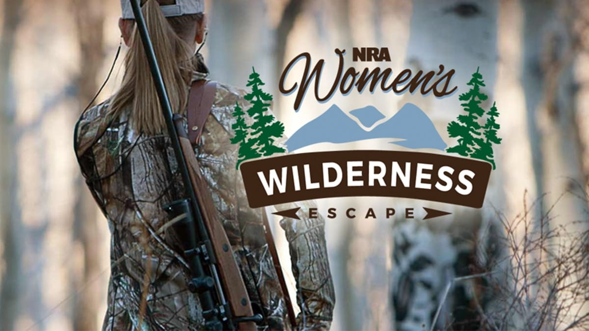 NRA Women's Wilderness Escape joins forces with Leupold, Kristy Titus