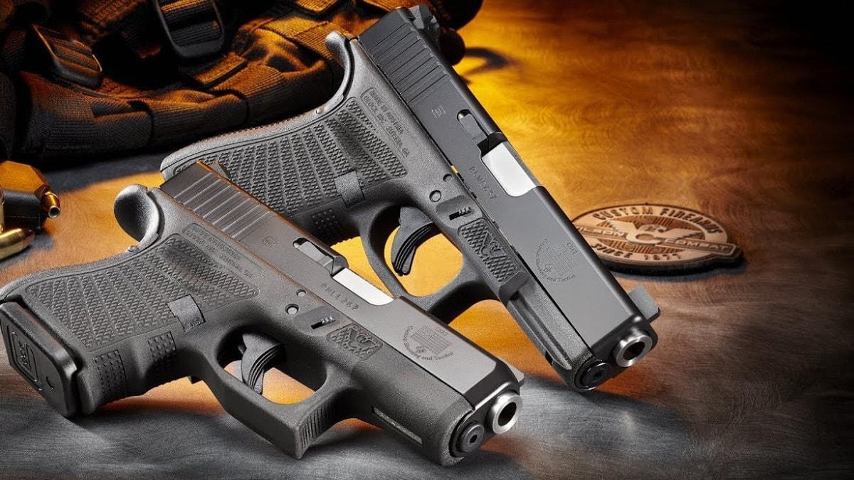 Meet the Paul Howe Wilson Combat Glock 19, 26