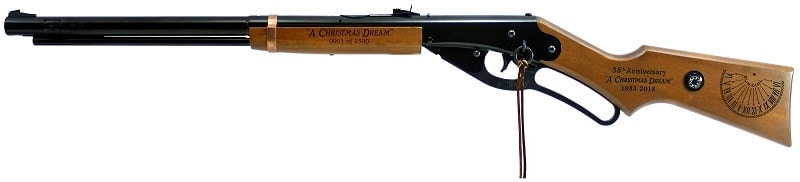 Daisy debuts Model 599 competition air rifle, 'Christmas