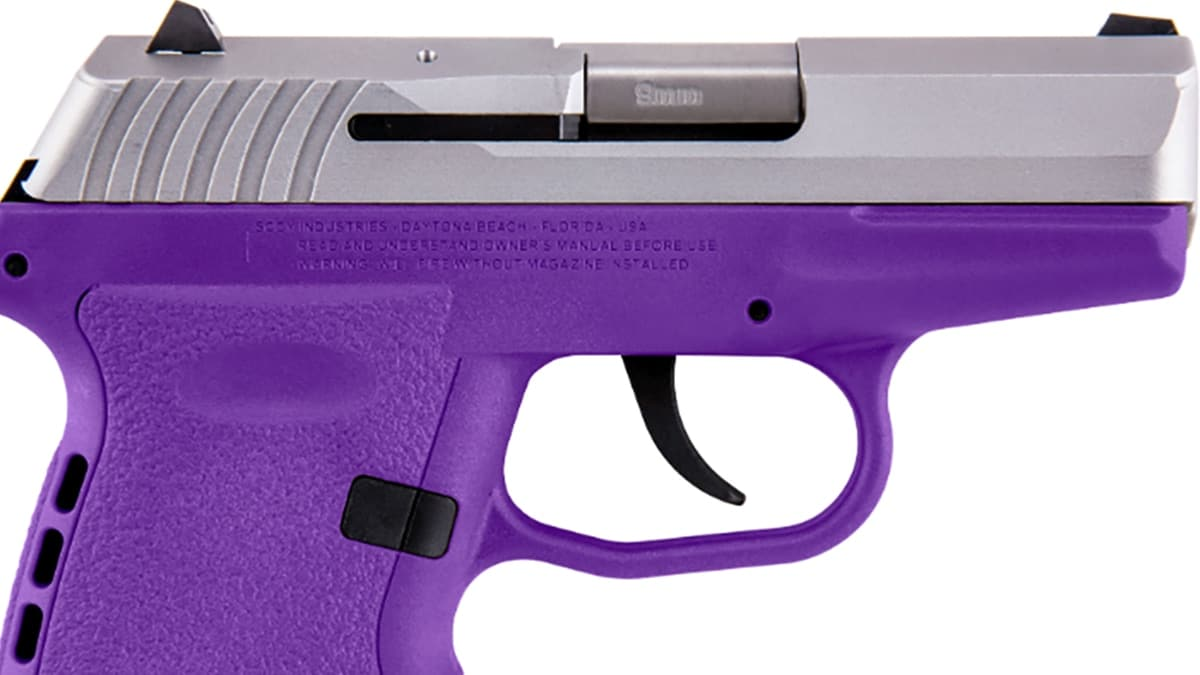 Lightweight handguns that won't break Santa's back