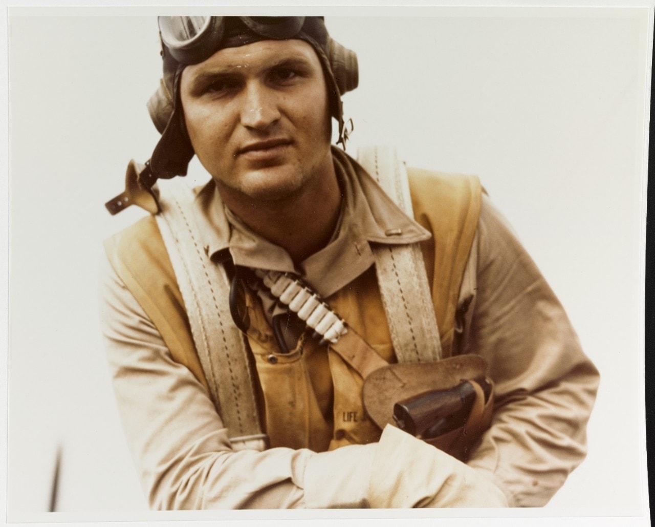 uss yorktown pilot