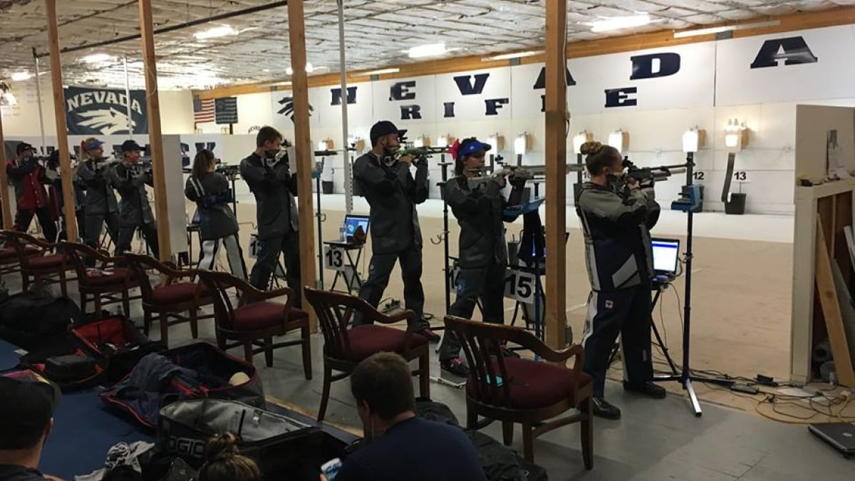 University of Nevada-Reno disbanding their historic NCAA rifle team