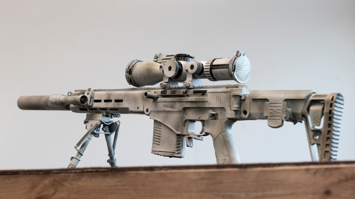 More photos surface of the new Kalashnikov DMR rifle (PHOTOS)