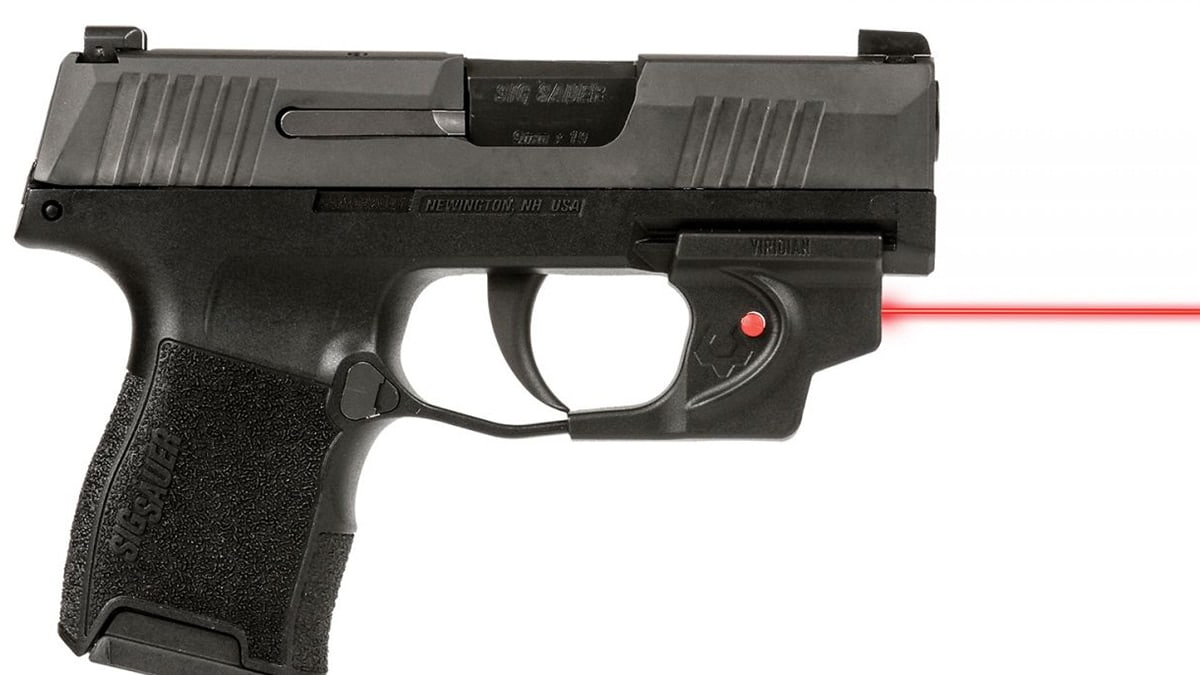 Sig Sauer P365 gets Viridian laser treatment