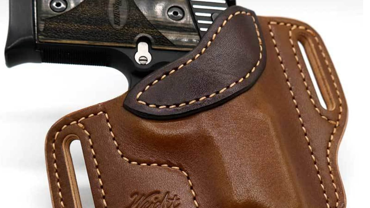 Wright Leather Works introduces new Signature Collection upgrade to holsters