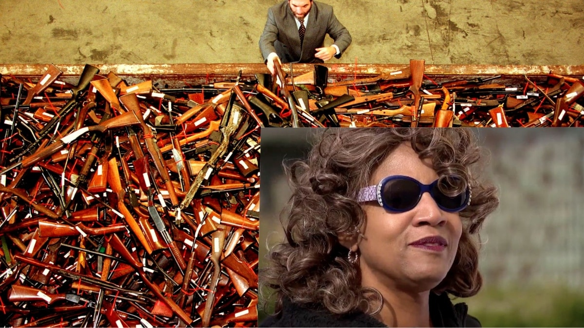 Woman sells gun to city during 'buyback' to get cash for bigger gun (VIDEO)