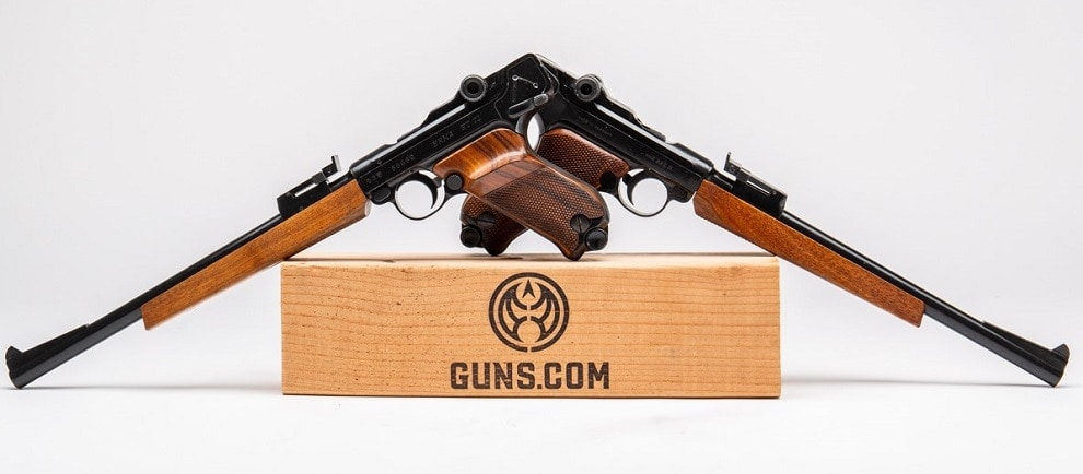 From the GDC Warehouse: Erma Navy  22 Luger-lookalikes (PHOTOS)