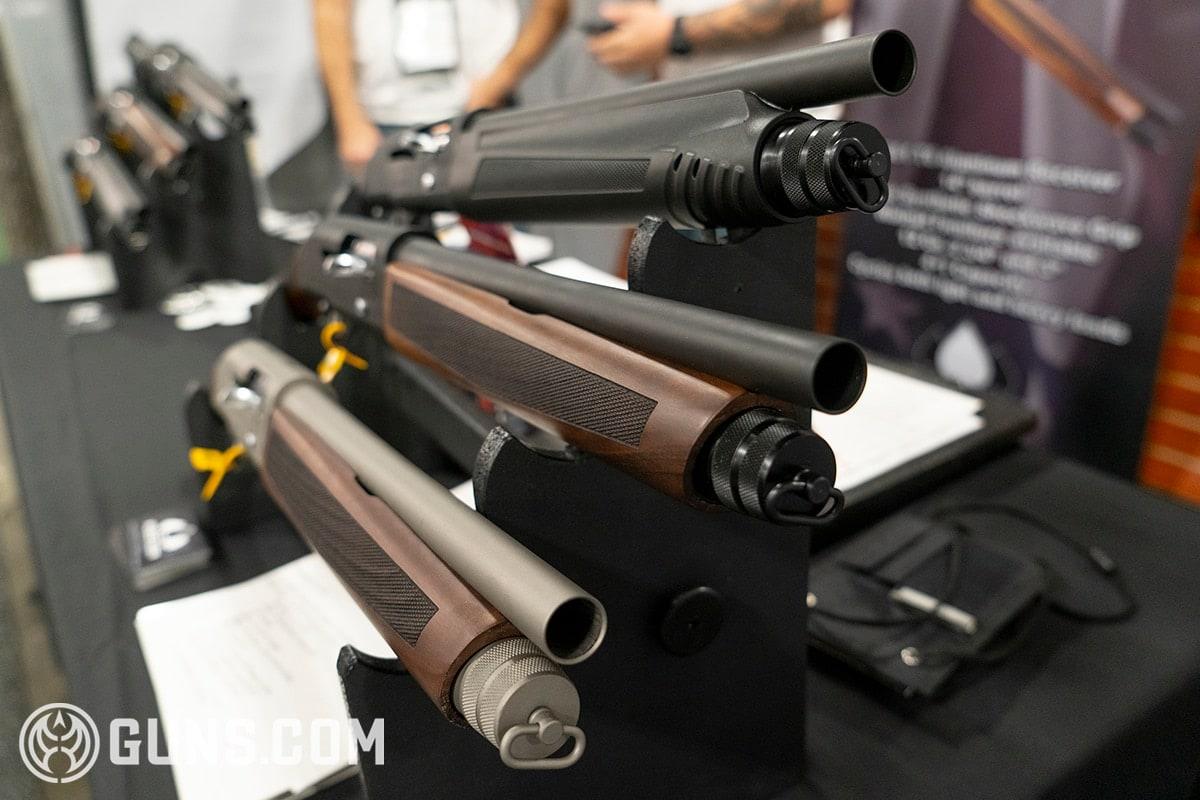 black aces 12 gauge tactical shotguns
