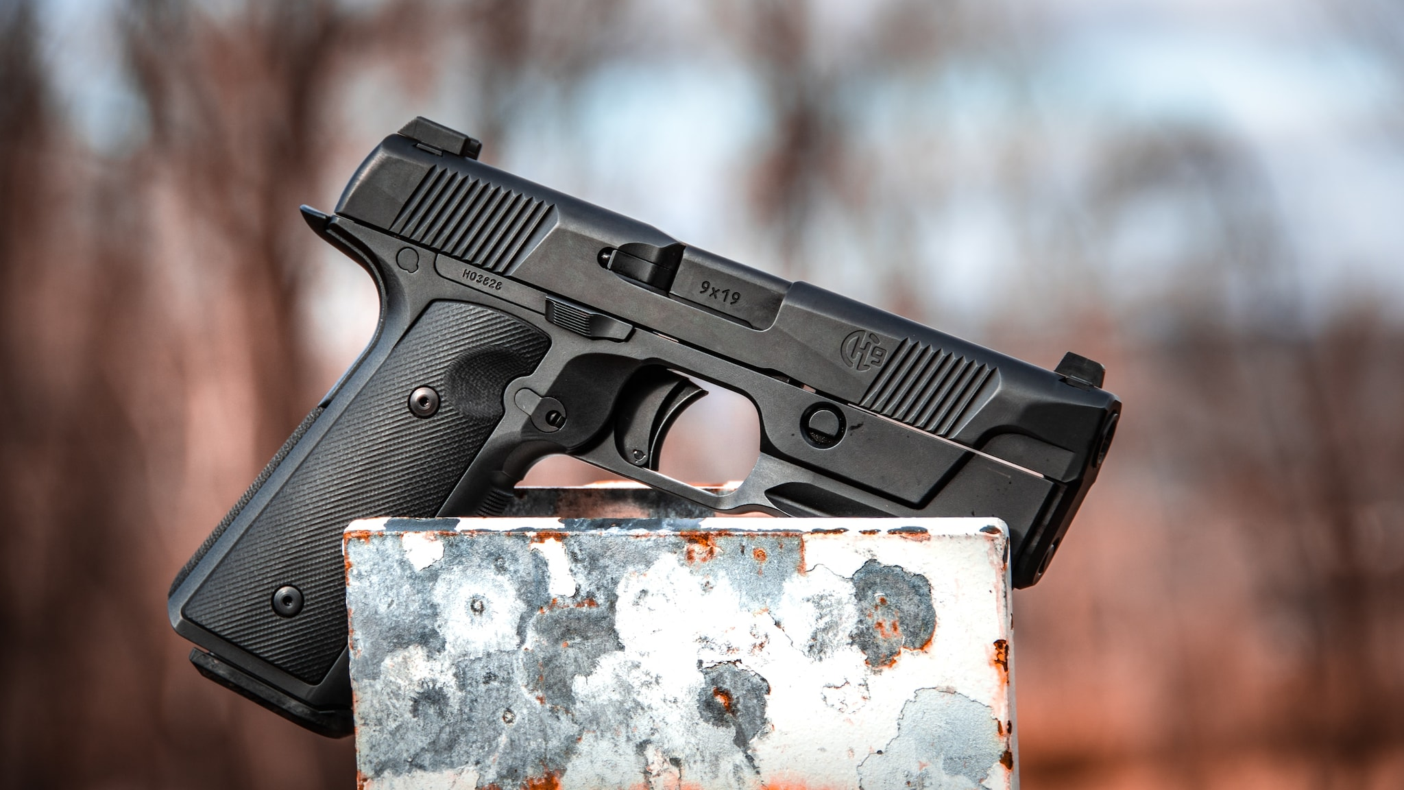 Hudson H9: Competition, self defense or collector's item?...