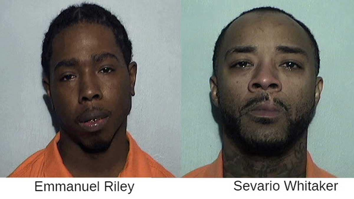 Two Ohio men charged for gun store heist near Toledo