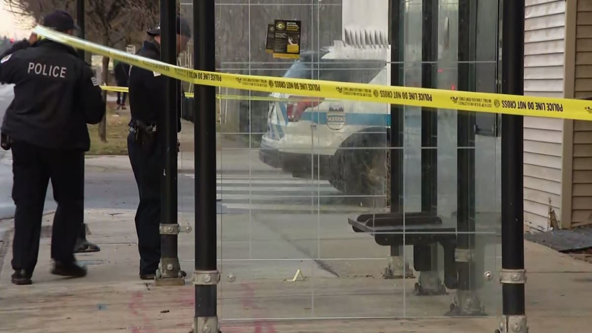 Armed robber picks wrong woman at Chicago bus stop (VIDEOS)