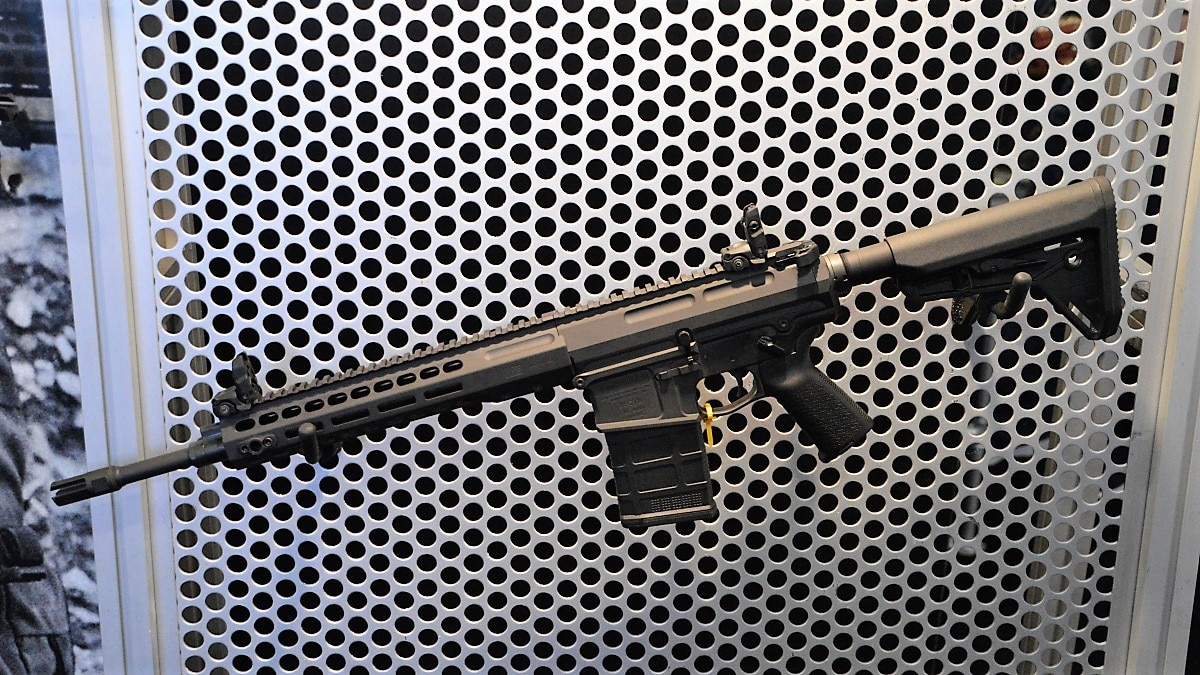 Barrett expands carbine line with new REC10 rifle in .308 (VIDEOS)