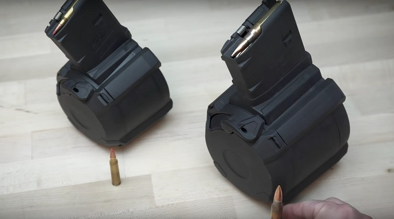 If have an SR25, Magpul now has a 50-round 7 62mm mag for you (VIDEO)