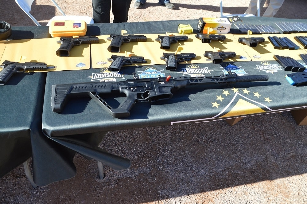 Armscor Bullpup Shotgun
