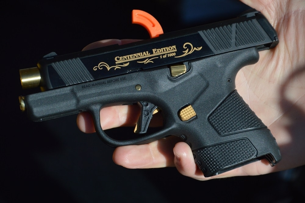 Mossberg's new MC1sc subcompact 9mm pistol proved a SHOT