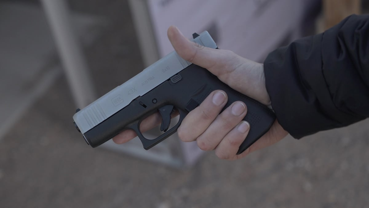 New Glock 43x, 48 pistols hit SHOT Show floor (VIDEO)