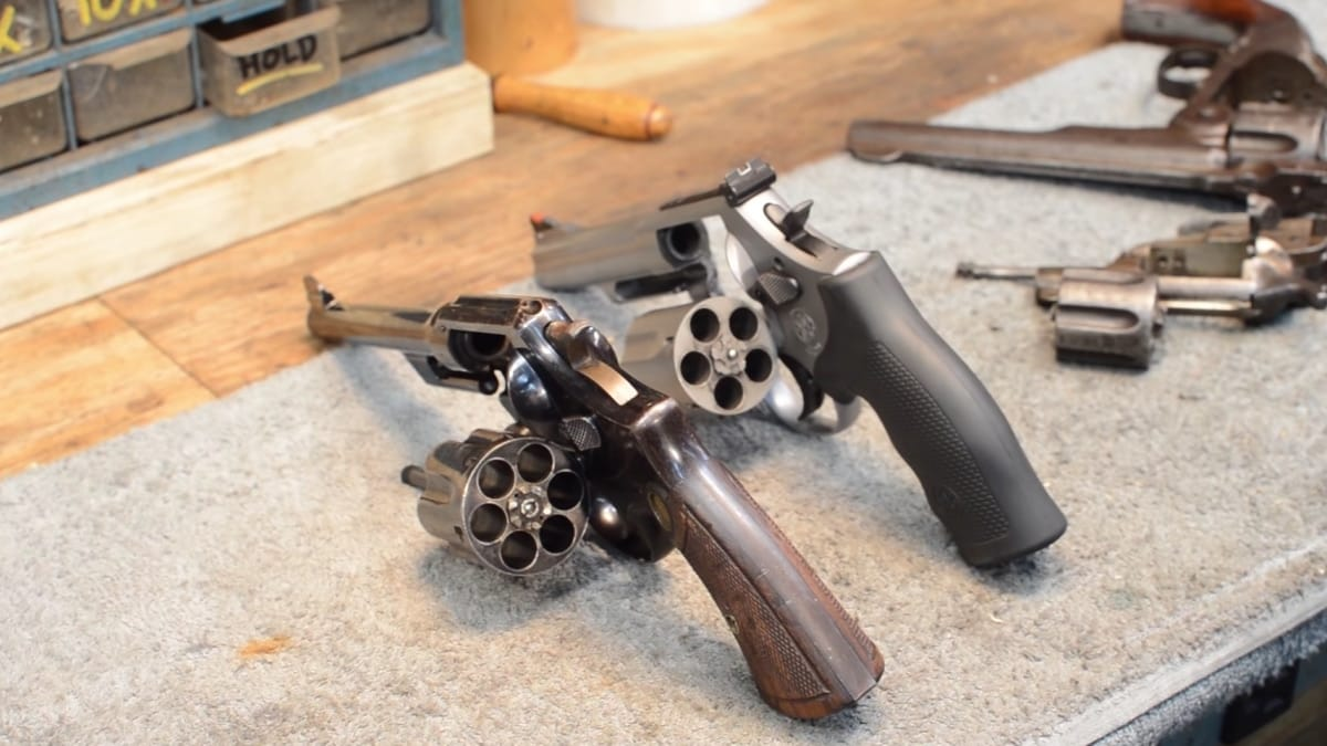 How to spot warning signs when inspecting revolvers (VIDEOS)