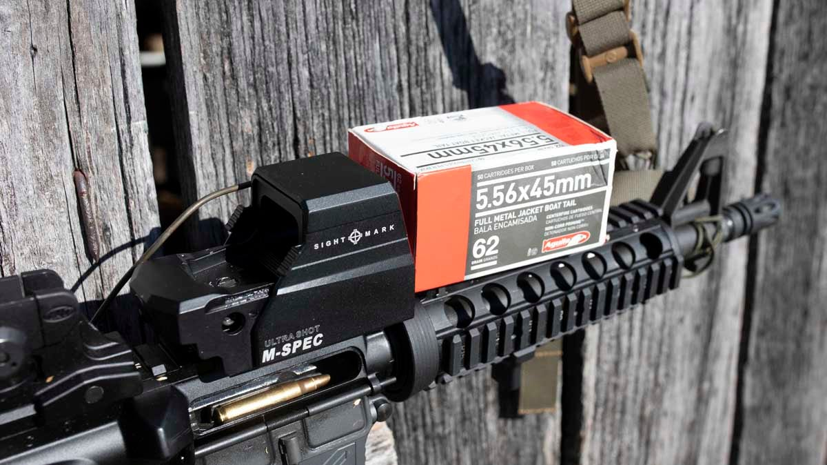 Aguila 62 grain 5.56: The new standard in ammunition (VIDEO)