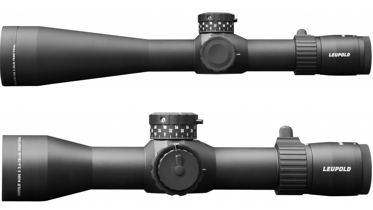 Leupold brings MOA models to Mark 5HD scope series