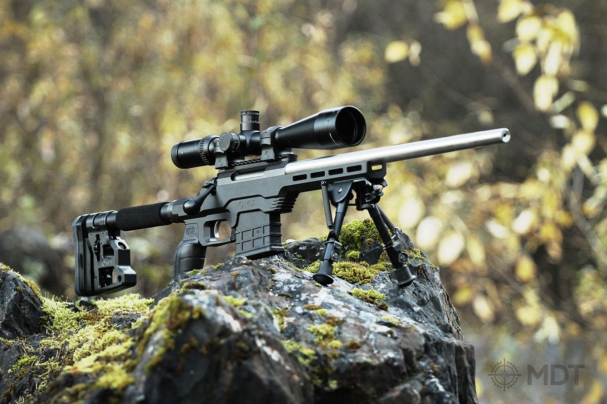 MDT relaunches Gen2 Light Sniper System chassis