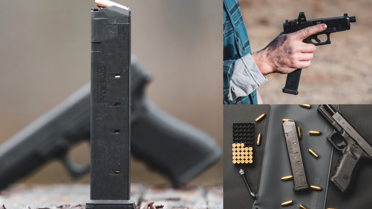 Magpul delivers on new 27-round Glock 9mm PMAGs (PHOTOS)