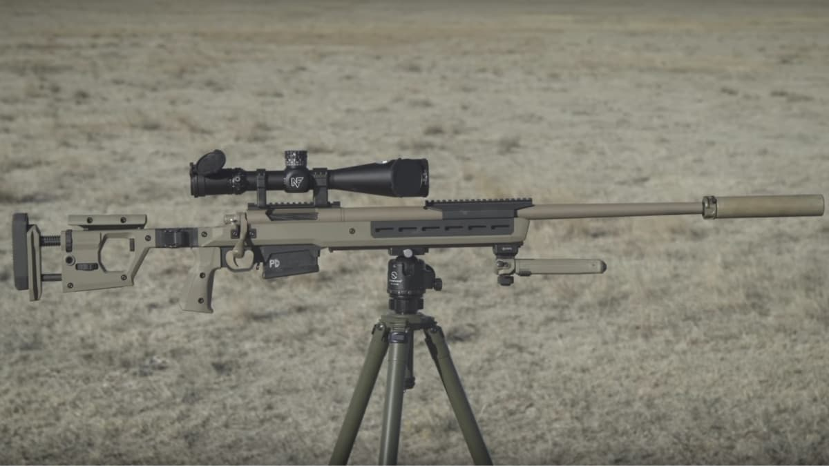 Magpul shows off new Pro 700 long-action rifle chassis (VIDEO)