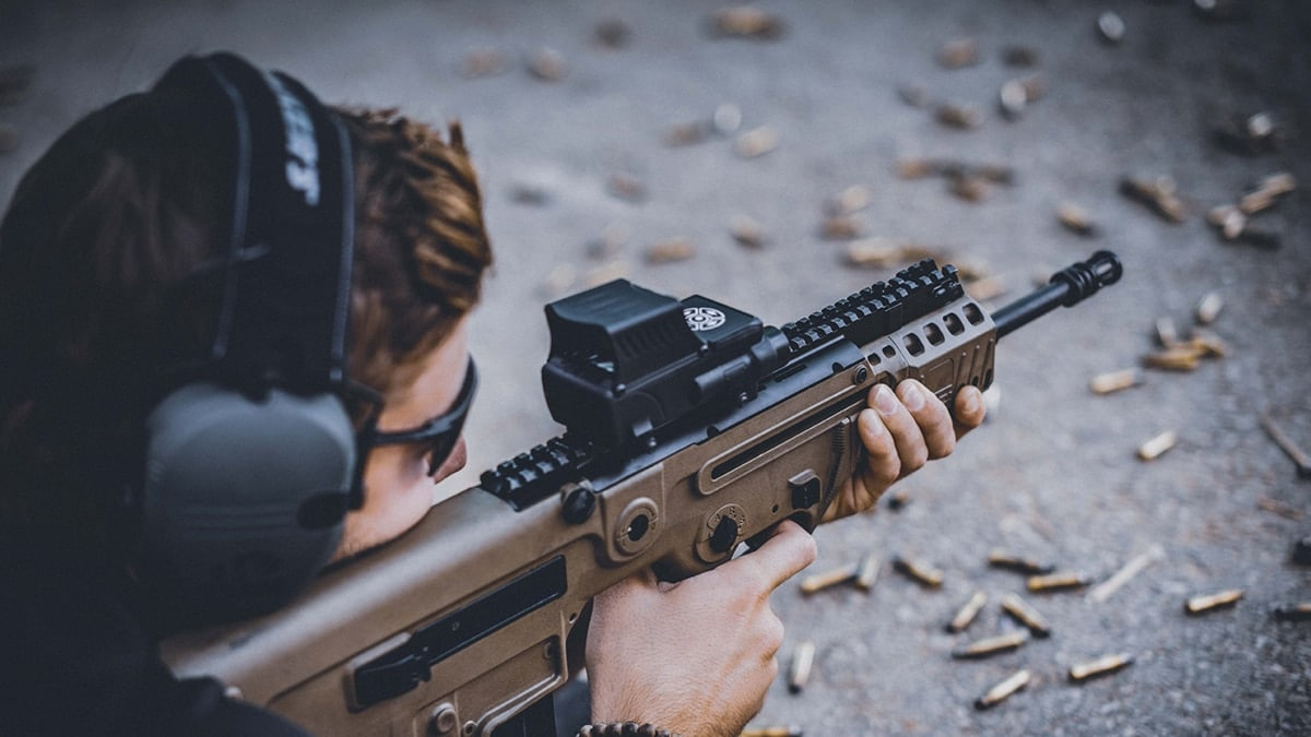 Meprolight USA announces augmented weapon sight, Mepro Foresight