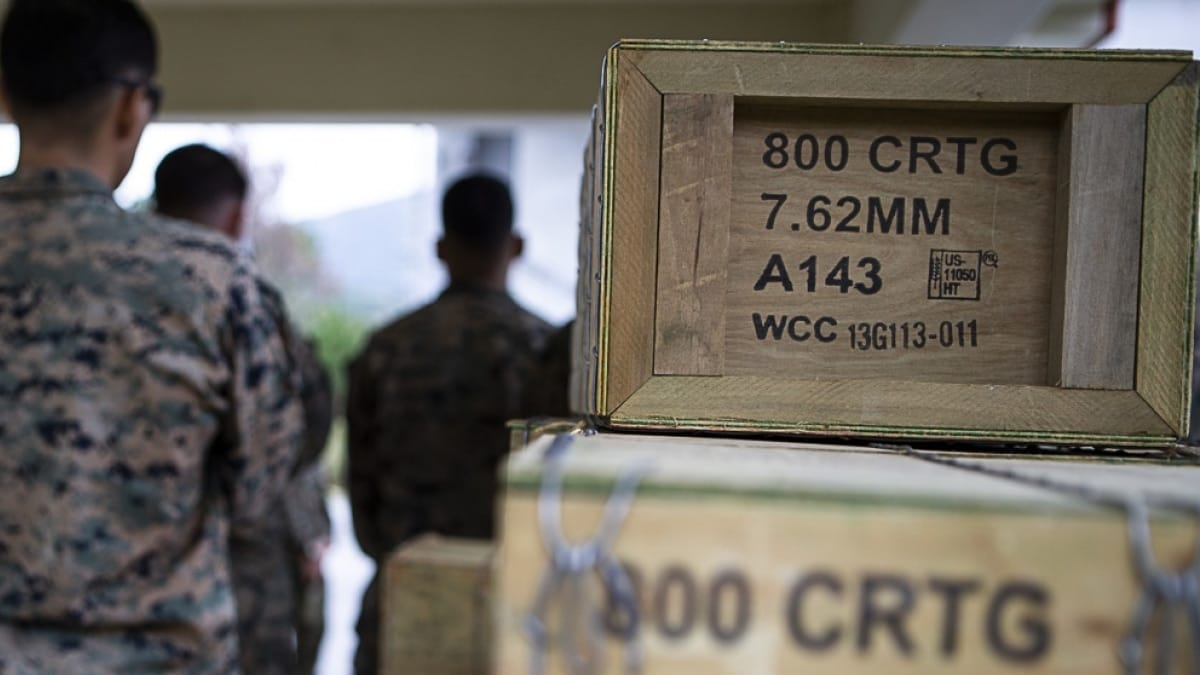 Olin/Winchester wins $85 million Army ammo contract