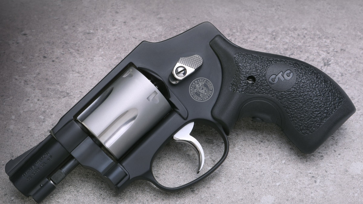 S&W announces new Model 442 Performance Center offering (PHOTOS)