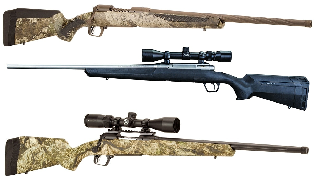Savage Arms to release 40 new products at SHOT Show