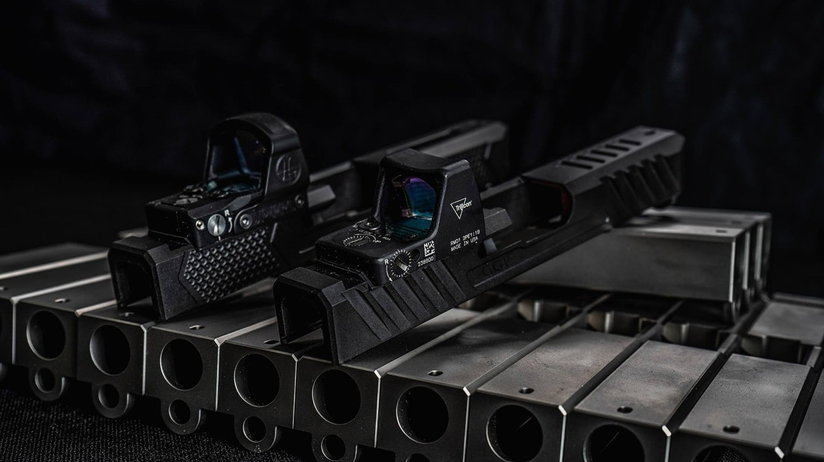 Grey Ghost Precision levies new slide patterns for Glock 19 pistols