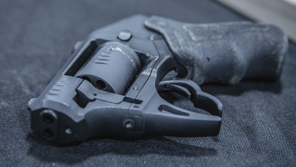 Standard Manufacturing brings S333 Volleyfire to SHOT Show floor