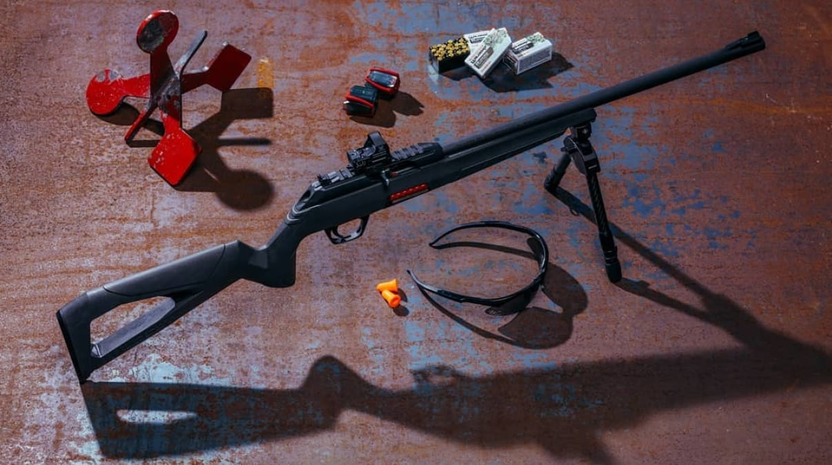 Winchester debuts Wildcat .22LR semi-auto rifle (VIDEOS)