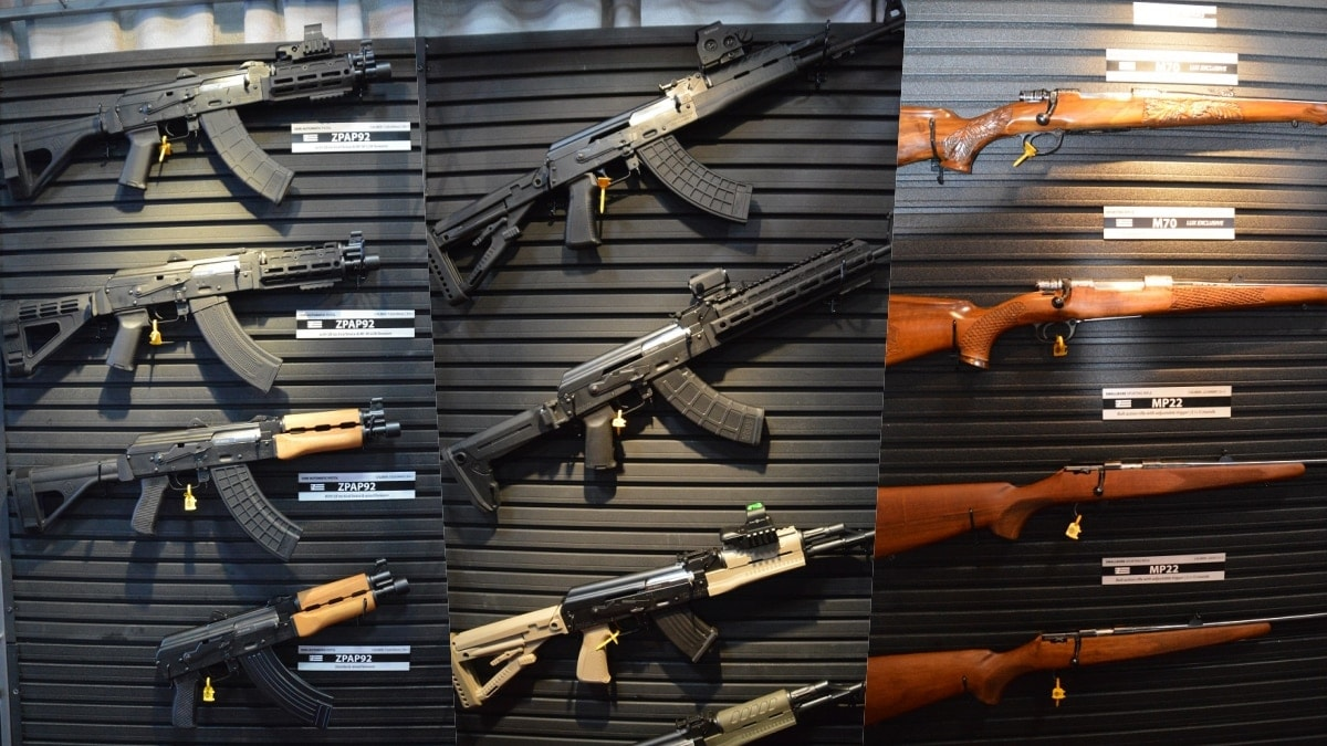 PAPs, Toks and Mausers for the masses: Zastava launches U S