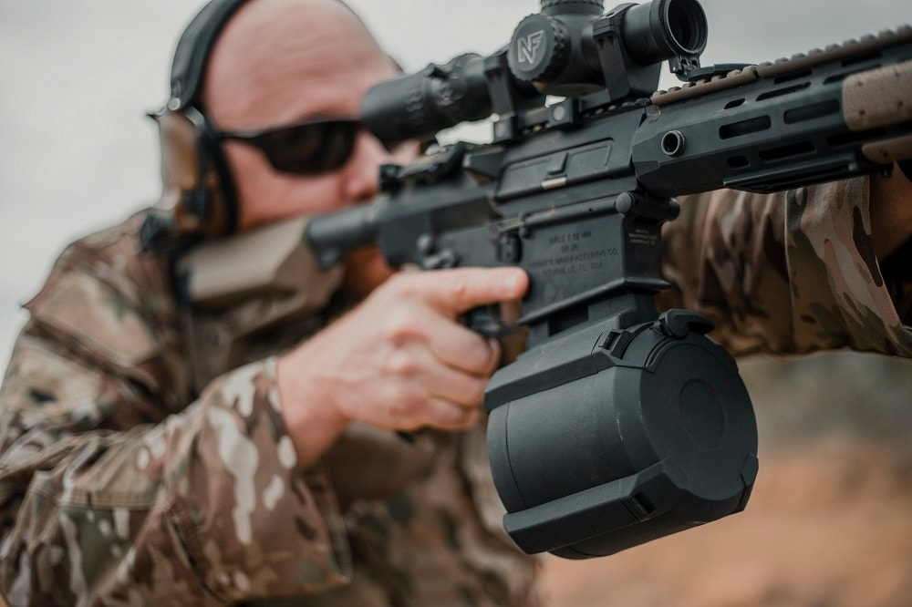 If have an SR25, Magpul now has a 50-round 7.62mm mag for you (VIDEO)