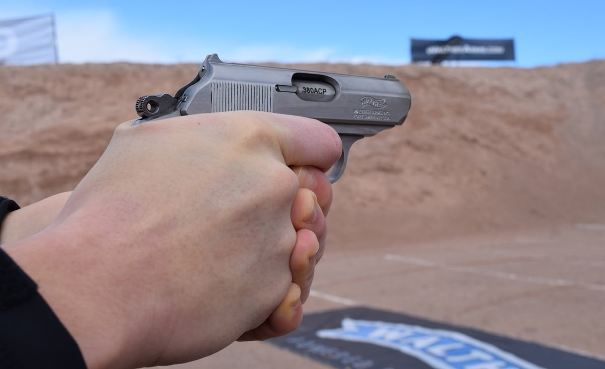 Walther on the return of the iconic PPK pistol