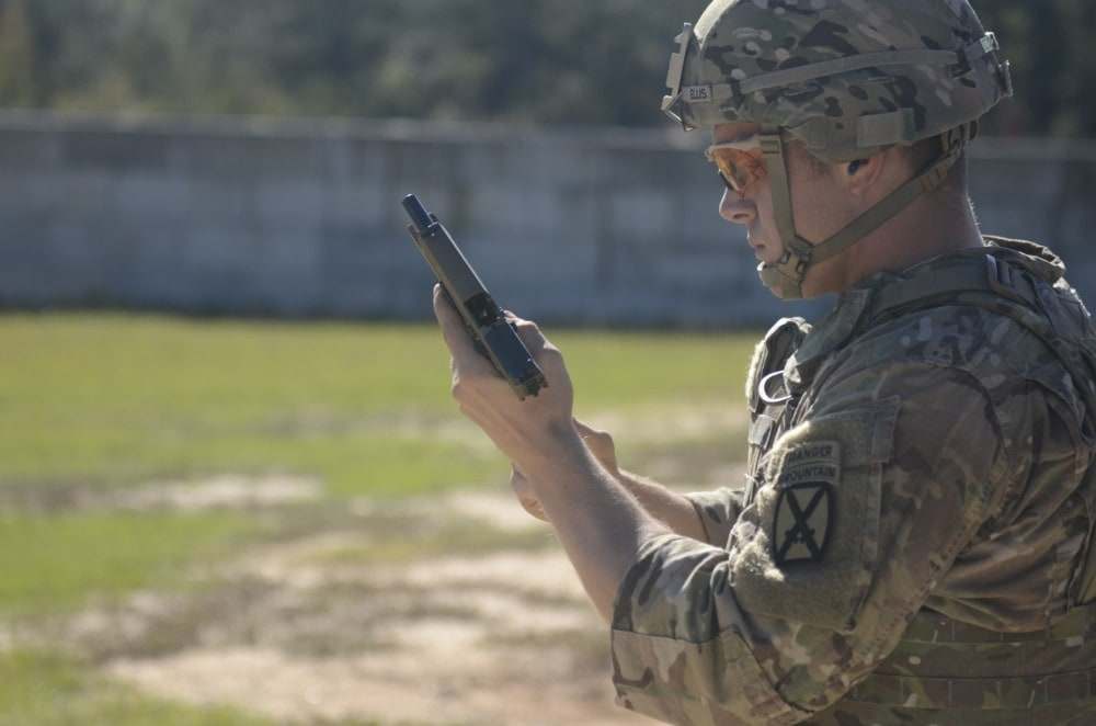 Sig M18 completes Army acceptance test with zero stoppages